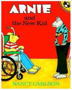 Arnie and the New Kid book cover