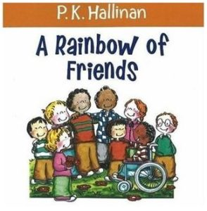 A Rainbow of Friends book cover